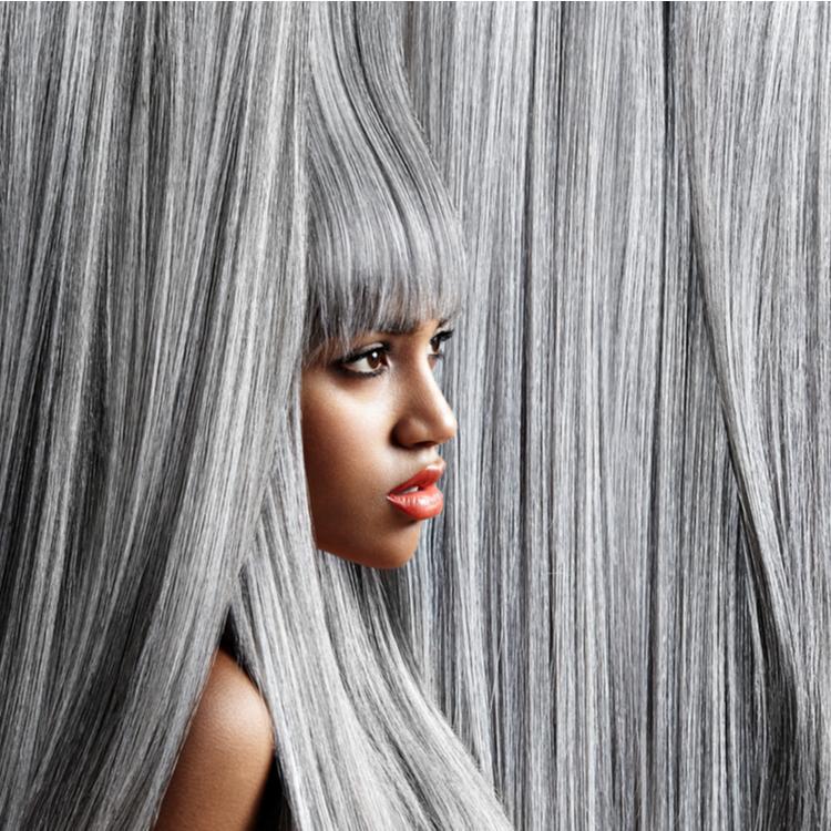 白髪が目立ってきた…?白髪を活かす【魔法の髪型】ハイライトヘアのススメ