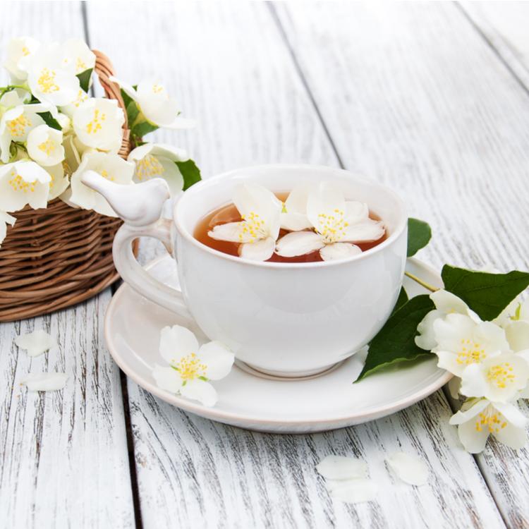 女性に嬉しい効果が沢山!「ジャスミン茶」を飲んで内から美しくなろう
