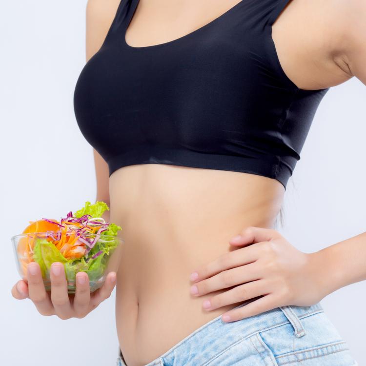 食べながらお腹痩せする?「お腹痩せ」の新常識