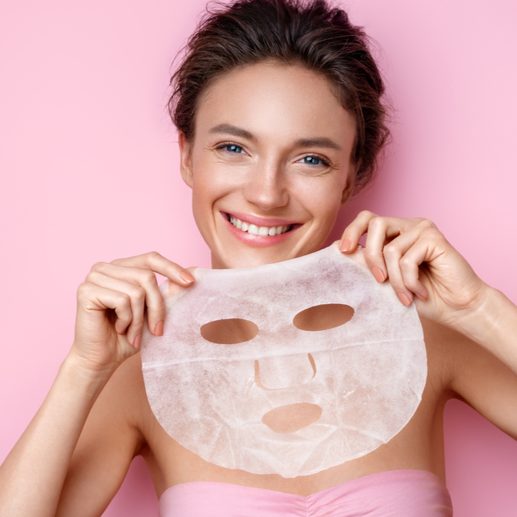 肌のピンチには「シートマスク」が効果的!新発売のおすすめシートマスクもご紹介
