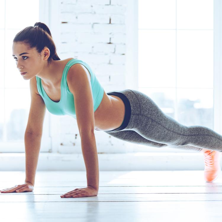 「自重トレ」でも筋肉量アップできる方法とは?