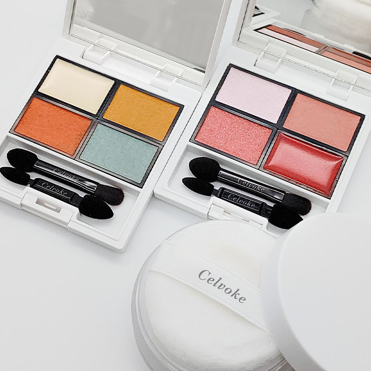 Celvoke(セルヴォーク)2021 A/W Makeup Collection「Colors of silence」第2弾【2021年9月8日(水)全国発売】