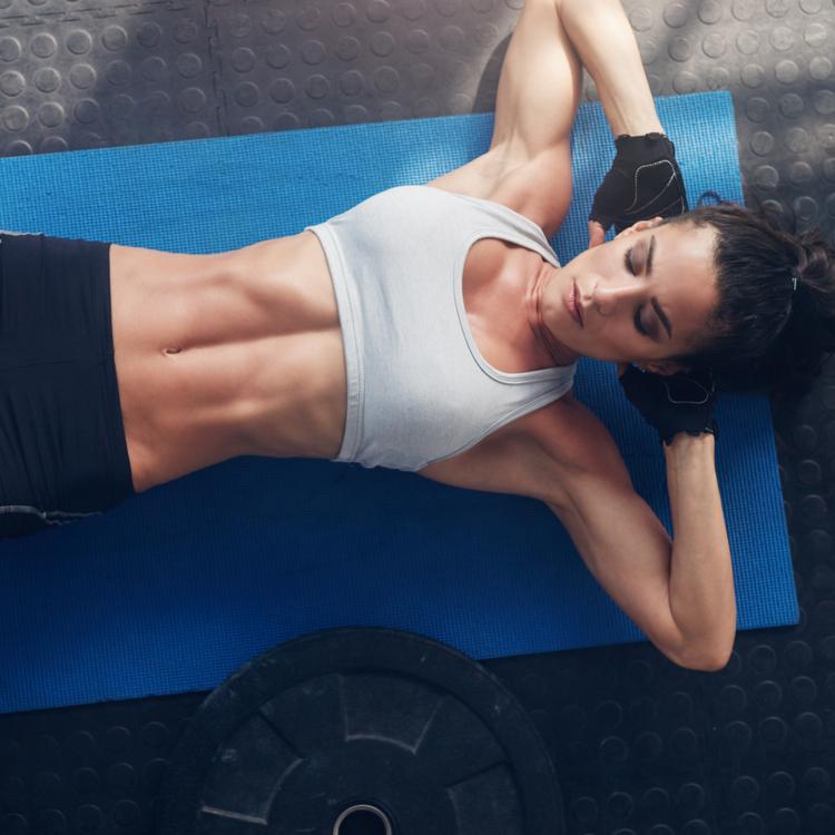 「腹筋エクササイズの効果が感じられない」という問題を解決に導くヒント