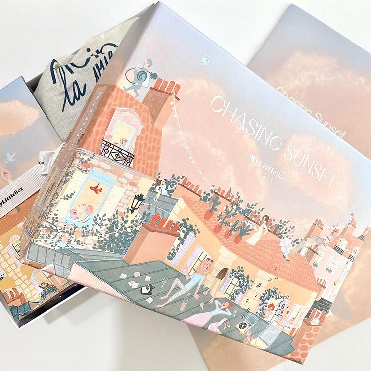 心に染みる、夏の最後の思い出を体感。9月の「My Little Box」を徹底レビュー!